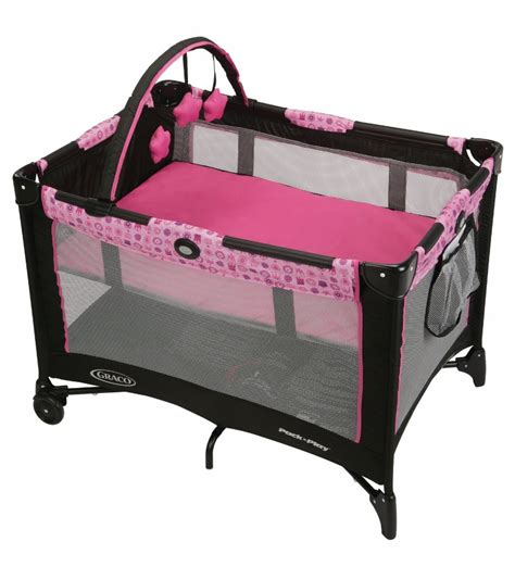 Pack N Play As A Crib by Graco Travel Playpen Pack N Play Play Yard Portable