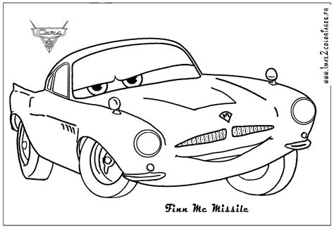 coloring pages cars mack de gaafste cars kleurplaat om in te kleuren