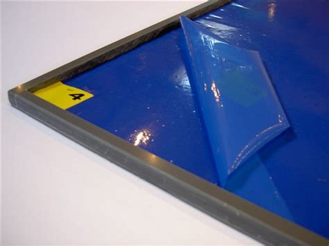Sticky Mats by Cleanteam 174 26 Quot X 45 Quot Contamination Mats