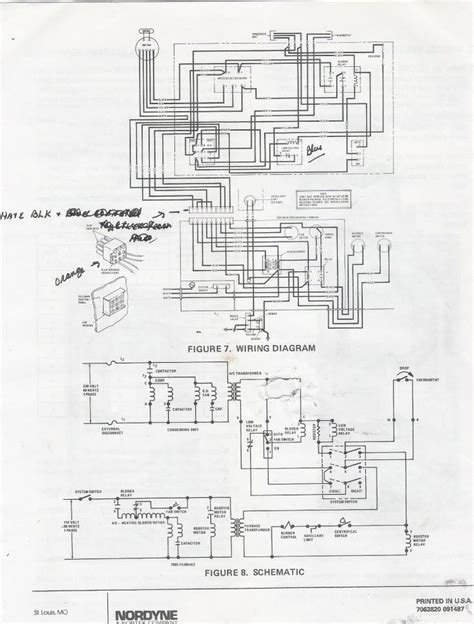 coleman electric furnace wiring diagram wiring