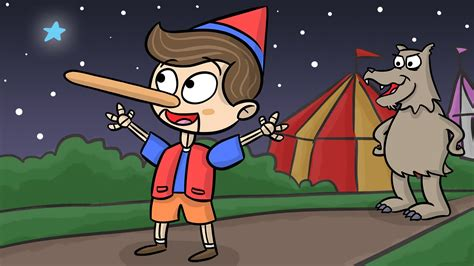the big bad wolf series 9 pinocchio the big bad wolf the adventures of pinocchio