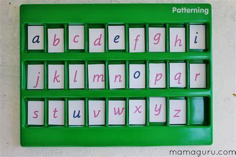 montessori printable moveable alphabet montessori movable alphabet diy mamaguru