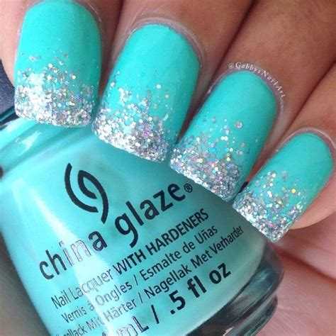 Aqua Blue Detox by Best 20 Aqua Nail Ideas On