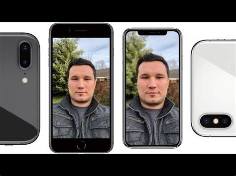 comparison: iphone x vs. iphone 8 plus camera quality
