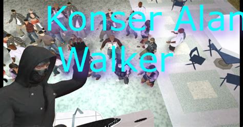 alan walker konser indonesia konser alan walker reborn gtaind mod gta indonesia