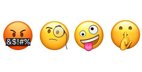 imagenes de emojines apple agrega cientos de nuevos emojis en ios 11 1 clipset