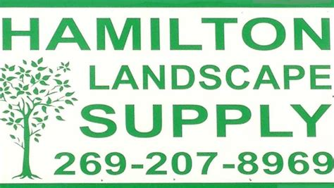 landscape supply landscape supply and horticultural services battle creek mi hamilton landscape supply