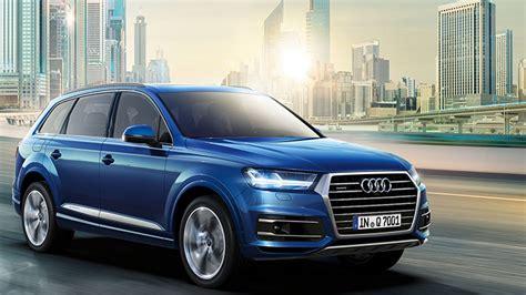 Audi Q7 Startet Nicht der neue audi q7 startet kommende woche autonews
