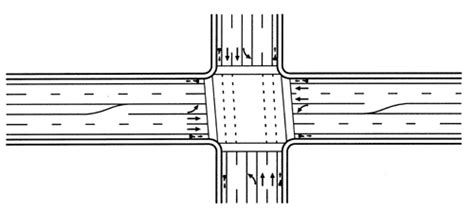 traffic intersection diagrams related keywords suggestions for intersection diagram