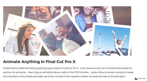 final cut pro animation pixel film studios announces the release of proanimation
