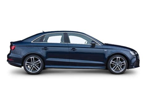 Audi 4 Lease by Lease Audi A3 Saloon S3 Tfsi Quattro 4dr S Tronic