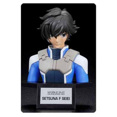 Figure Rise Bust Gundam Oo Setsuna F Seiei Bandai J141 Ori collectible model kits