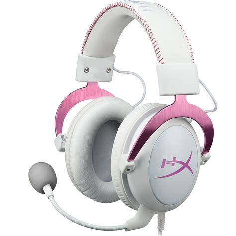 Headset Gaming Pro Kingston Hyperx Cloud Ii 1 kingston hyperx cloud ii gaming headset pink khx hscp pk b h