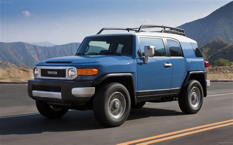 2016 Toyota Fj Cruiser Carsfeatured Com