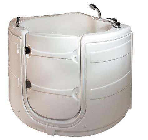 vasca da bagno con porta prodotti per anziani e disabili ausili per anziani e