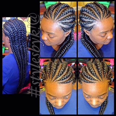 19 More Big Cornrow Styles To Feast Your Eyes On Cornrow | 19 more big cornrow styles to feast your eyes on cornrow