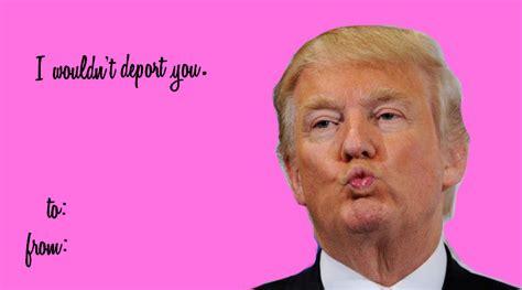Valentine Meme Cards - trump valentine by nawnii on deviantart