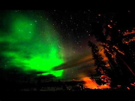 the hidden light of northern fires northern lights by c fire youtube