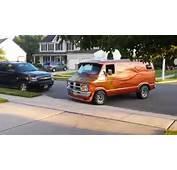 HotRodHarrys 1973 70s Dodge Custom 500hp Van Mopar SOLD