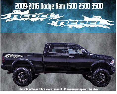 Dodge Ram Stickers
