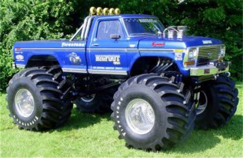 1979 bigfoot truck bigfoot the most ford truck