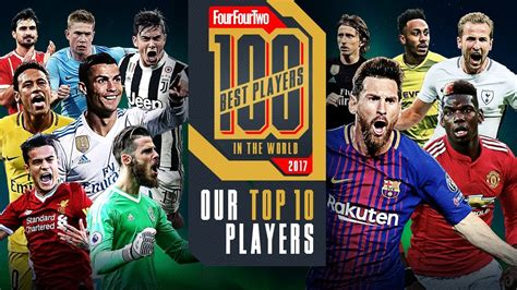 who is best player in the world top 10 best players in the world 2017