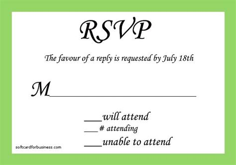 Wedding Invitation Reply Wording by Sle Rsvp Cards Wedding Invitation On How To Fill Out A