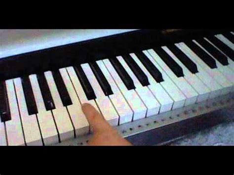 tutorial piano pink floyd money pink floyd piano tutorial youtube