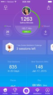 sattva: an app that inspires you to meditate « the