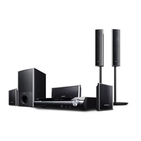 sony dav dz570 dvd home theatre system with digital media