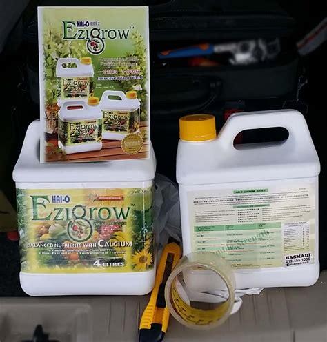 ezigrow foliar baja grow bigger     pm