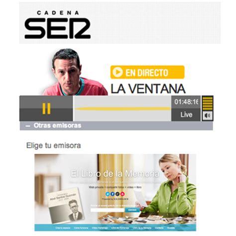 cadena ser whatsapp entrevista en la ventana cadena ser