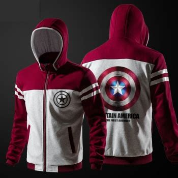 Hoodie Zipper Agents Of Shield 1 313 Clothing marvel agents of shield logo sweat shirt black hoodies wishining