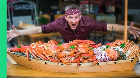 66 pound seafood boat challenge world record attempt - Seafood Boat