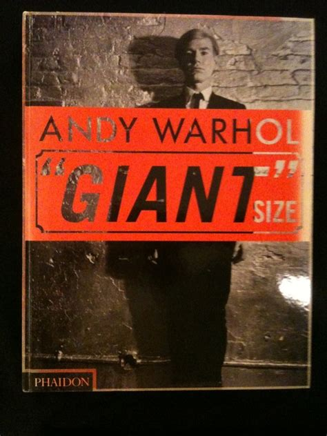 libro andy warhol giant size art andy warhol quot giant quot size 2006 catawiki