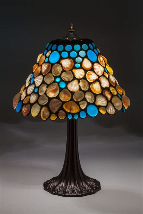 sea glass l shade 17 best images about sea shell l shades on pinterest