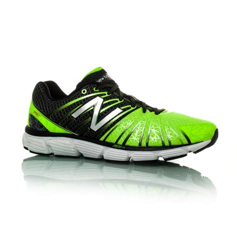 lime green athletic shoes new balance 890v5 mens running shoes black lime green