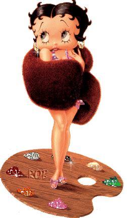 Bebe Glitter Sabrina betty boop page 87