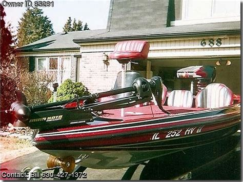 ebbtide boat owners manual 1995 ebbtide dyna trak 186 sc used boats for sale by