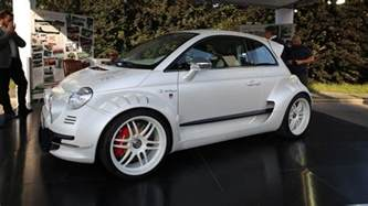 Used Cars Ni Dealer Login Fiat 500 Giannini Is City Car With 350 Hp From Alfa