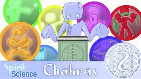 on science spirit science 2 chakras