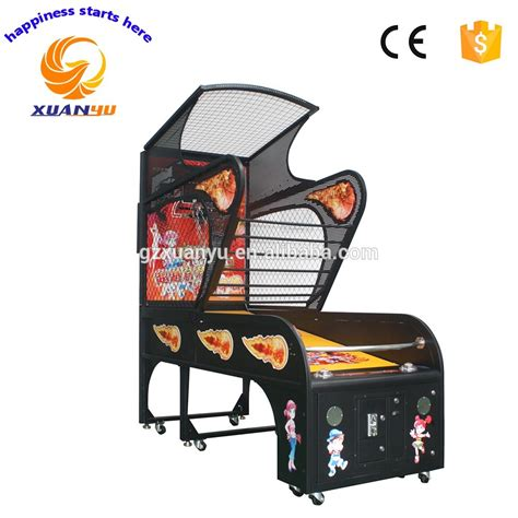 Basket Machine vente chaude arcade jeu panier de basket machine rue de