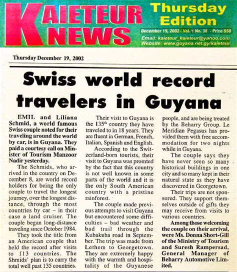 directory of guyanese on the internet guyana news and kaieteur news 2016 share the knownledge