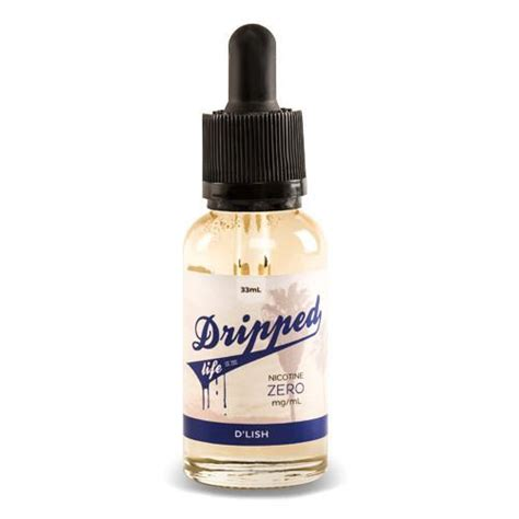 Vaporich E Liquid Vapor Vape Donuts d lish e liquid by dripped berry cake donut e juice vapes