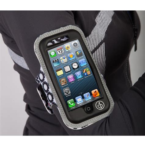 Chicbuds Physique Armband For Iphone 5 5s Se chicbuds physique armband for iphone 5 5s flora jakartanotebook
