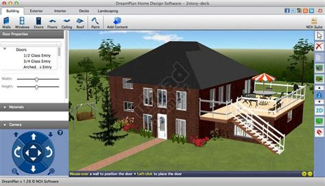 drelan home design mac home and landscape design software 28 drelan home design software download free home
