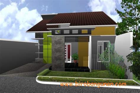 design rumah minimalis luas tanah 105 denah dan desain rumah minimalis terbaru 2017