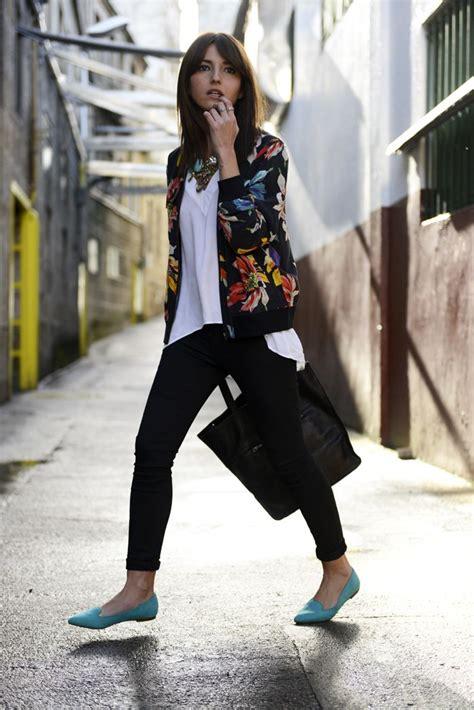 Do You Wear As Outerwear by How To Wear A Bomber Jacket Lena Penteado