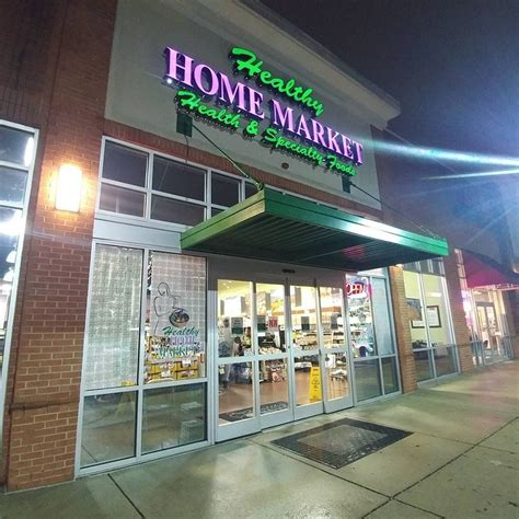 healthy home market to remaining 2 stores