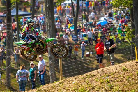 best motocross race ever racer x films best post race show ever ironman